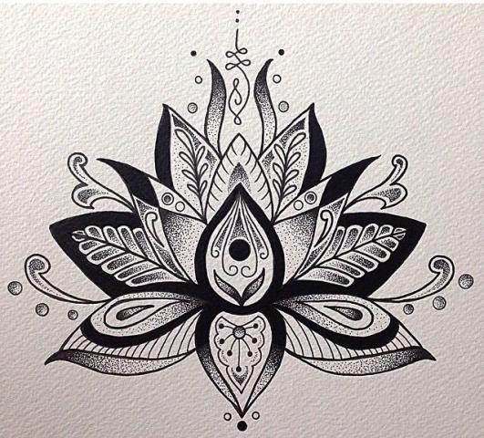 19480e80064ef9242e6c26ebe1e1b91b Lotus Flower Mandala Tattoo Lotus Flower Drawing Jpg Tovana
